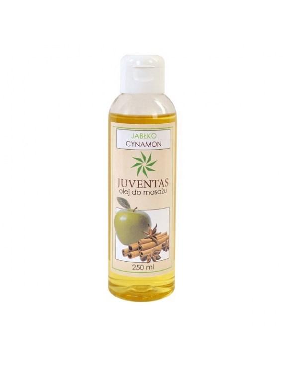 Olej do masażu z ekstraktem z jabłka i cynamonu - 250 ml