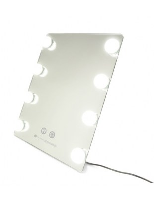 HOLLYWOOD GLAMOUR LIGHTED MIRROR - MMHW