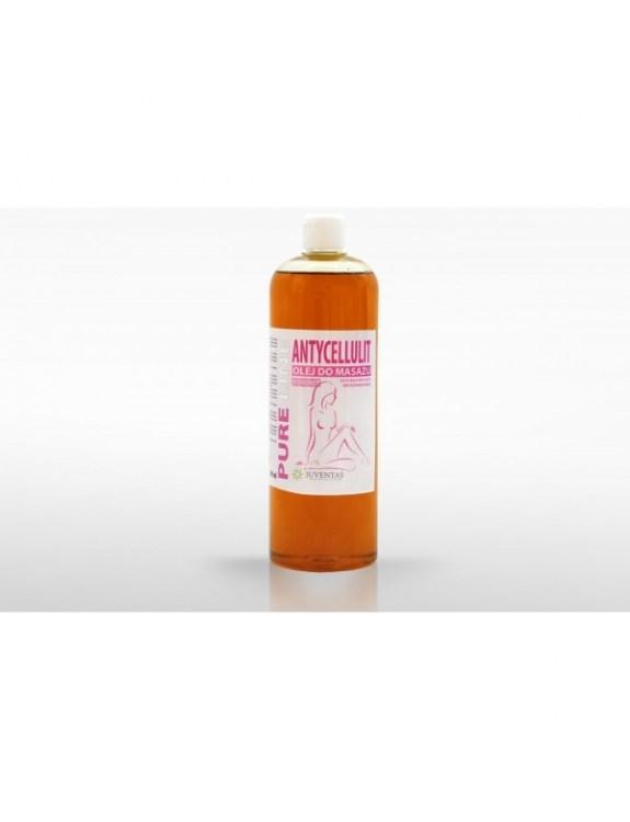 Olej do masażu PURE LINE - ANTYCELLULIT (1000 ml)