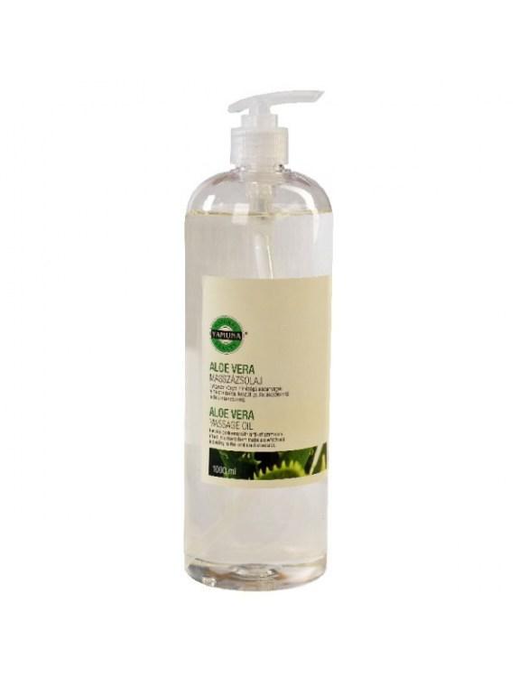 Olej do masażu z ekstraktem z aloesu - 1000 ml