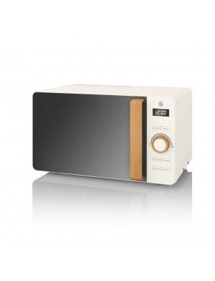 Nordic Digital Microwave WHITE SM22036WHTH