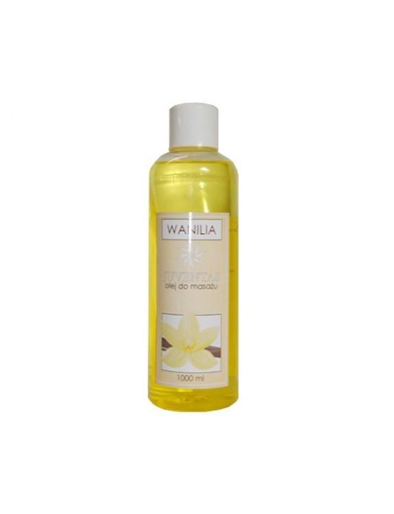 Olej do masażu z ekstraktem z wanilii - 1000 ml