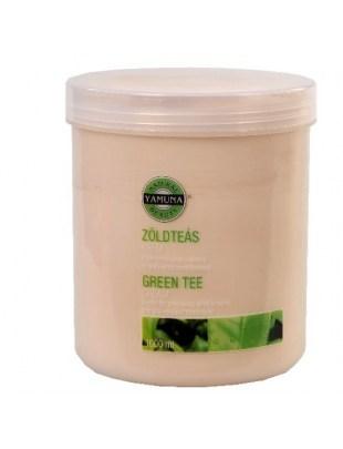 Krem do masażu z zieloną herbatą - 1000 ml