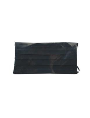 Maseczka bawełniana wielokrotnego użytku - czarna