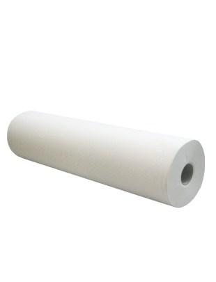 Podkład kosmetyczny biały z celulozy szerokość 50cm - 50m