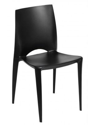 Krzesło Bee czarne outlet