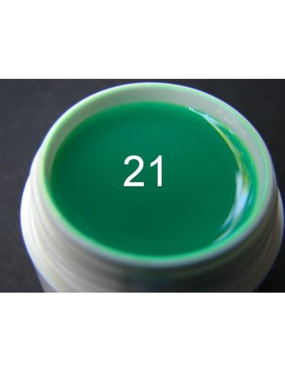 Żel a.t.a neon/fluo 5 ml seledyn nr 21