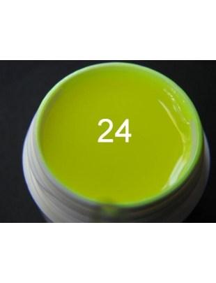 Żel a.t.a neon/fluo 5 ml cytryna nr 24