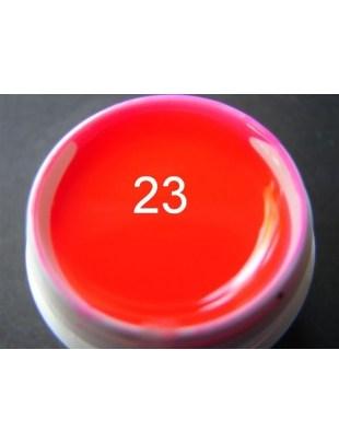 Żel a.t.a neon/fluo 5 ml amarant nr 23