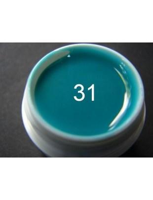 Żel a.t.a 5 ml kolor zieleń morska nr 31
