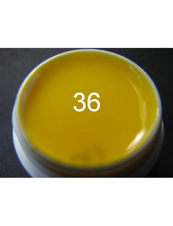 Żel a.t.a 5 ml kolor cytryna nr 36