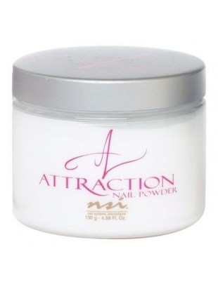 nsi Attraction Totally Clear-puder 130g
