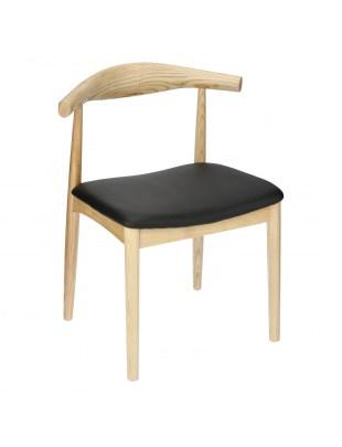 Krzesło Codo drewniane natural OUTLET