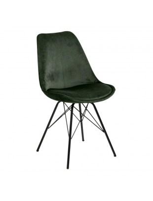 Krzesło Eris VIC zielone OUTLET