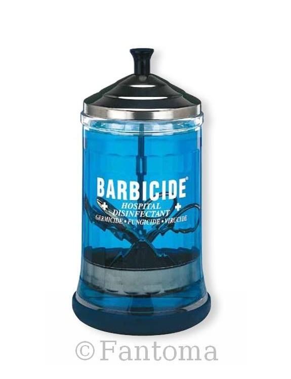 BARBICIDE pojemnik szklany 750 ml