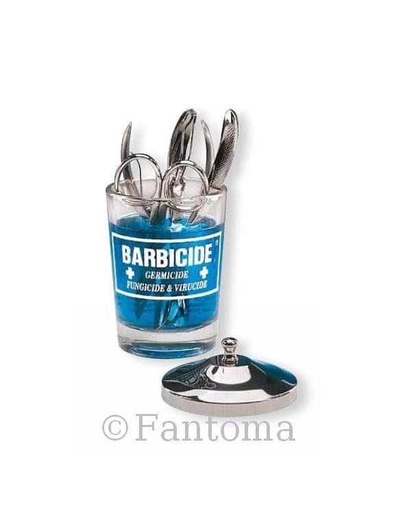 BARBICIDE pojemnik szklany 120 ml