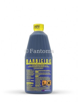 BARBICIDE 1900ml - koncentrat
