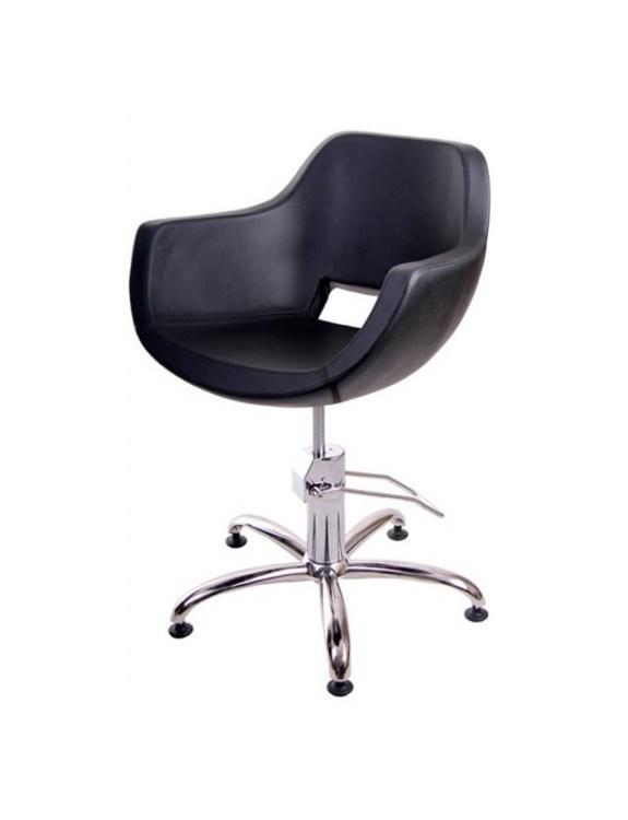 OPIUM - Fotel fryzjerski półokrągły - PANDA