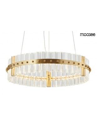 MOOSEE Lampa wisząca SATURNUS 47 - złoty, szkło