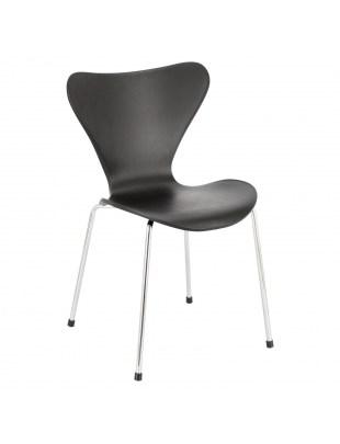 Krzesło Martinus czarne