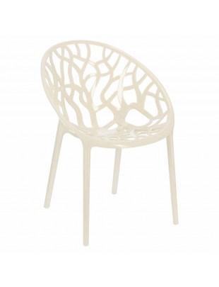 Krzesło Coral NOWY Ivory