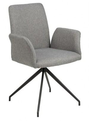 Krzesło Naya light grey outlet
