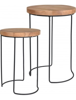 Zestaw stolików Intesi Mofe outlet