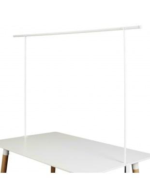 Drążek do dekoracji stołu BRO biały