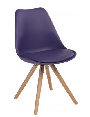Krzesło Norden Star fioletowe