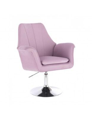 Marky - Krzesło kosmetyczne wrzosowe