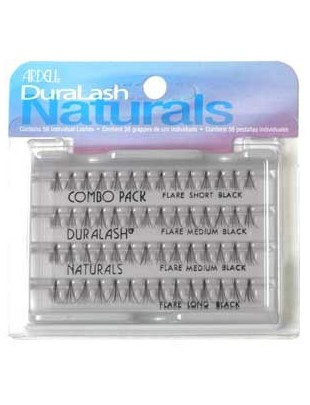 Ardell DuraLash Naturals Combo-Pack-Black