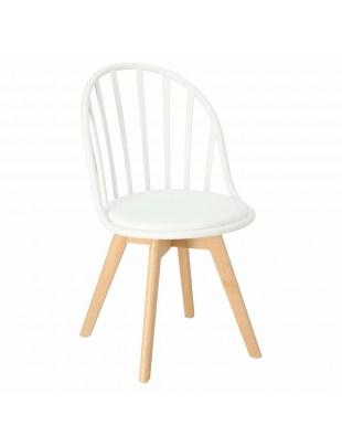 Krzesło Sirena białe