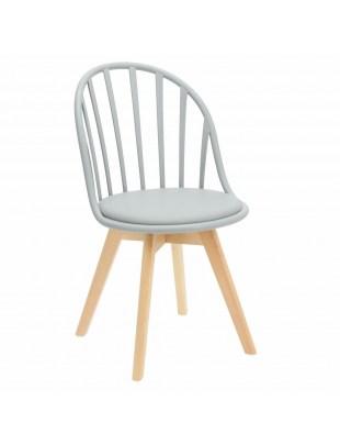 Krzesło Sirena szare