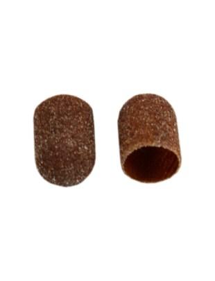 Kapturki 10mm, gr. 60 / 10 szt. nakładki ścierne na frezy
