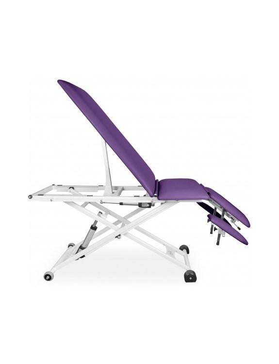 Stół rehabilitacyjny XSR F E stacjonarny - pozycja fotela