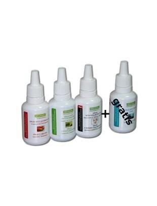 BIELENDA PAKIET-3szt Serum+serum hialuronowe