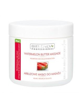 BIELENDA masło-500ml-do masażu arbuzowe