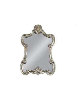 Lustro wiszące Venice 79x113 srebrny
