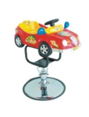 Dziecięcy fotel fryzjerski Auto