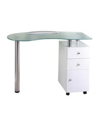 """Nailstation I -€"""" stół do manicure"""
