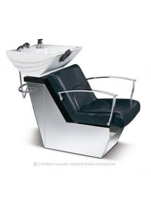 Myjnia fryzjerska 5-016 - czarny S