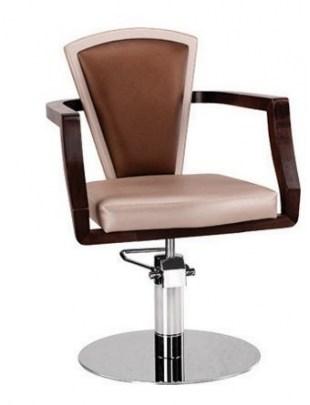 King - fotel fryzjerski