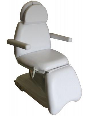 Fotel kosmetyczny 1894 - biały