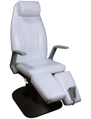 1935 - Fotel kosmetyczny pedicure biały
