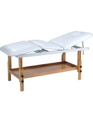Leżanka do masażu 1079 biała
