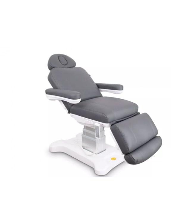 Fotel kosmetyczny UNICO Plus z podgrzewaniem biały