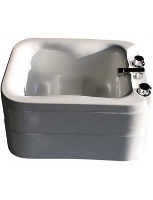 Umywalka do stóp 1570 biała