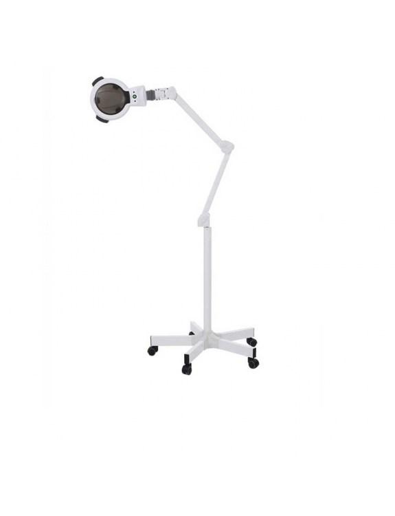 Nowoczesna Lampa Lupa z oświetleniem LED na statywie HS 1006S