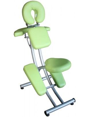 Krzesło do masażu 1388 zielone