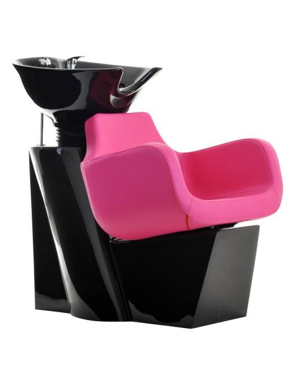 Myjnia Italia - różowa